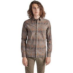 Vêtements Homme Chemises manches longues Pearly King SWAMP Multicolore