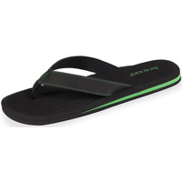 Chaussures Homme Tongs Isotoner Tongs homme Yoga vert