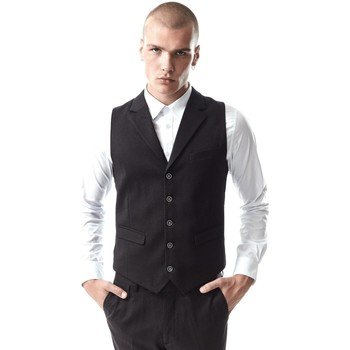 Vêtements Homme Gilets de costume Pearly King ZOWIE Marron