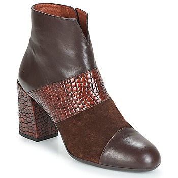 Chaussures Femme Bottines Hispanitas SAFRON Marron