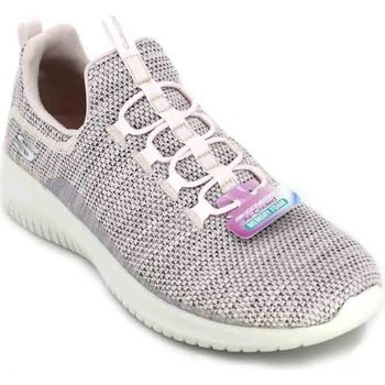 Chaussures Femme Baskets mode Skechers Ultra Flex Capsule 12840 Sneakers de Mujer rose