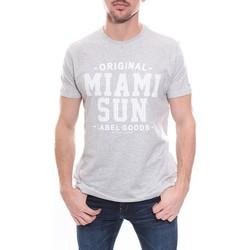 Vêtements Homme T-shirts manches courtes Ritchie T-shirt col rond en coton NANOOK Gris