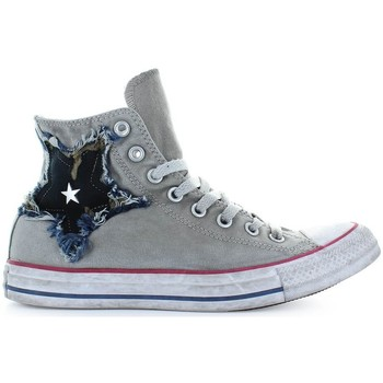 Chaussures Homme Baskets montantes Converse Limited Ed. BASKETS CONVERSE CHUCK TAYLOR ALL STAR LTD ED CAMO STAR Gris