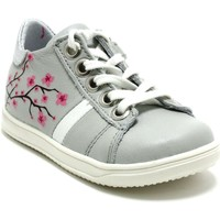 Chaussures Fille Baskets basses Little Mary DEESSE GRIS