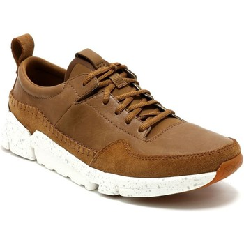 Chaussures Homme Baskets basses Clarks TRIACTIVE RUN MARRON