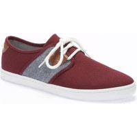 Chaussures Homme Baskets basses Armistice BASKET DRONE ONE B.CANVAS/LINARS BORDEAUX