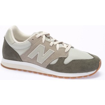 Chaussures Femme Baskets basses New Balance BASKET WL520 B KAKI/MULTICOLOR