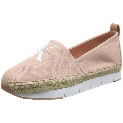 Calvin Klein Jeans r3768 rose - Chaussures Espadrilles Femme