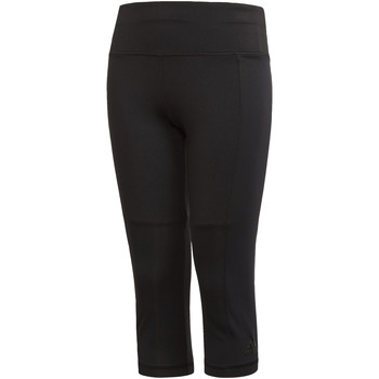 Vêtements Fille Leggings adidas Performance Tight 3/4 Training Climachill Noir