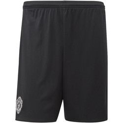 Vêtements Homme Shorts / Bermudas adidas Performance Short Gardien de but Manchester United Domicile Noir / Gris