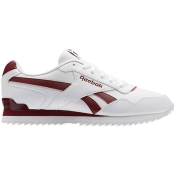 Chaussures Homme Baskets basses Reebok Sport Royal Glide Ripple Clip Blanc-Rouge