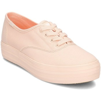 Chaussures Femme Baskets basses Keds Triple Mono Pale Orange
