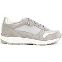 Chaussures Femme Baskets basses Geox Airell Gris