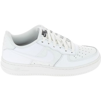 Chaussures Enfant Baskets basses Nike Air Force 1 LV8 Jr Blanc 820438-106 Blanc