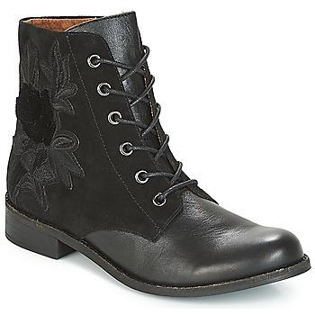 Chaussures Femme Boots Karston ACAMI Noir
