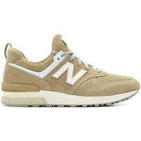 Chaussures Homme Baskets basses New Balance MS574BS Beige