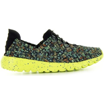 Chaussures Femme Baskets basses Bernie Mev Basket Runner Victoria Multicolore
