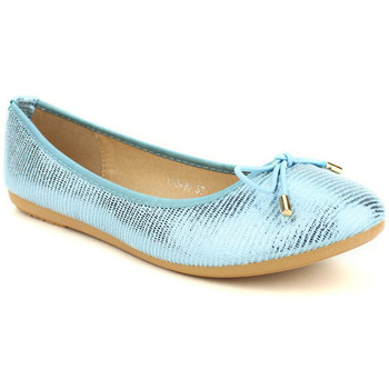 Chaussures Femme Ballerines / babies Cendriyon Ballerines Bleu Chaussures Femme, Bleu