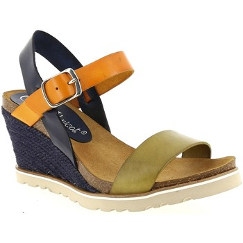 Chaussures Femme Sandales et Nu-pieds Coco & Abricot V0931A Marine