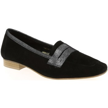 Chaussures Femme Mocassins We Do 11029Z Noir