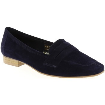 Chaussures Femme Mocassins We Do 11029 Marine