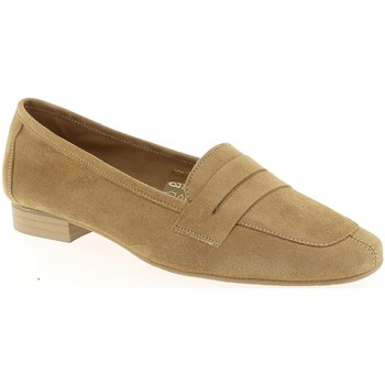 Chaussures Femme Mocassins We Do 11029 Beige