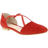 Chaussures Femme Ballerines / babies We Do 44422C Rouge
