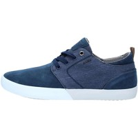 Chaussures Homme Baskets basses Geox U82X2B22NB Basket Homme Blue Blue