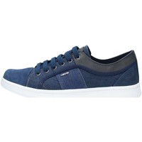 Chaussures Homme Baskets basses Geox U820LBNB22 Basket Homme Navy / Blue Navy / Blue