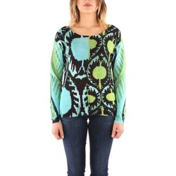Vêtements Femme Tops / Blouses In Bed Whit You BB04 Pull Femme multicolor green multicolor green