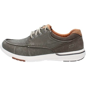Chaussures Skechers 65494 Chaussures de sport Homme Olive