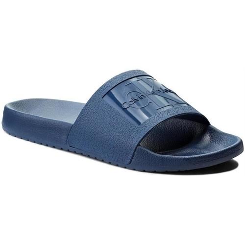 Calvin Klein Jeans s0547 bleu - Chaussures Derbies Homme