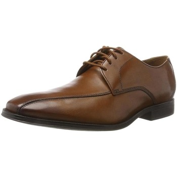 Chaussures Homme Derbies Clarks gilman mode tan