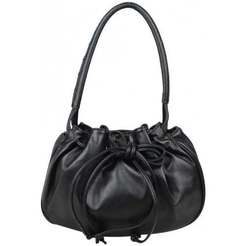Sacs Femme Sacs porté épaule Mexx Sac épaule petite bourse nœud tendance Noir