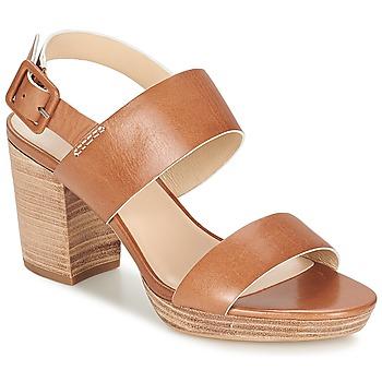Chaussures Femme Sandales et Nu-pieds JB Martin SUBLIME Camel