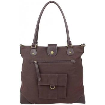 Sacs Femme Cabas / Sacs shopping Mexx Sac cabas toile Marron