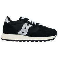 Chaussures Baskets basses Saucony jazz original vintage s70368-10 Noir