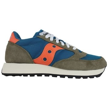 Chaussures Baskets basses Saucony jazz original vintage s70368-14 Bleu