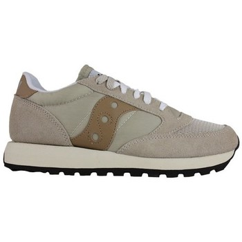 Chaussures Baskets basses Saucony jazz original vintage s70368-21 Beige