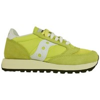 Chaussures Baskets basses Saucony jazz original vintage s60368-24 Jaune