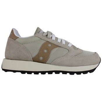 Chaussures Baskets basses Saucony jazz original vintage s60368-26 Beige