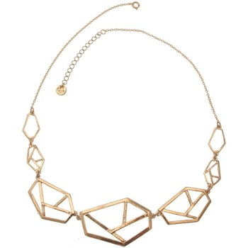 Montres & Bijoux Femme Colliers / Sautoirs Pya Collier multi motifs grande taille collection GEO Or