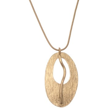 Montres & Bijoux Femme Colliers / Sautoirs Pya Collier motif pendant taille M collection PEPI Or