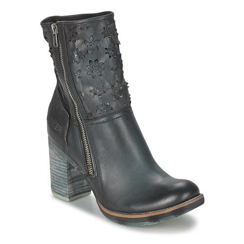 Bottines / Boots Bunker GRACE COOL Noir 350x350