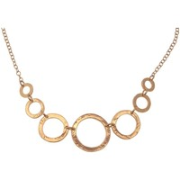 Montres & Bijoux Femme Colliers / Sautoirs Pya Collier motif multi rond collection PHOEBE Or