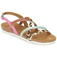 Chaussures Femme Sandales et Nu-pieds Bunker LAST MAHON Multicolor