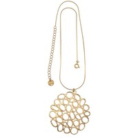 Montres & Bijoux Femme Colliers / Sautoirs Pya Collier motif taille Xl pendentif collection CASSIOPEE Or