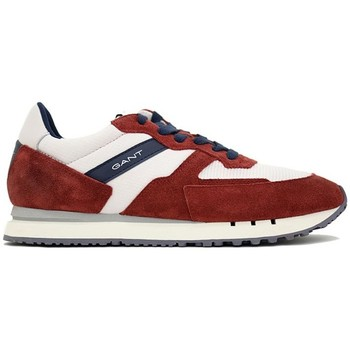 Chaussures Homme Baskets basses Gant Lifestyle España S.l.u DUKE rouge