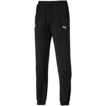 Vêtements Homme Pantalons de survêtement Puma Pantalon de survêtement  Scuderia Ferrari - Ref. 762389-02 Noir