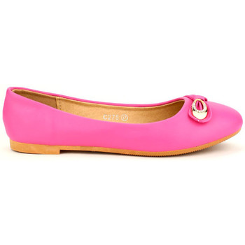 Chaussures Femme Ballerines / babies Cendriyon Ballerines Fushia Chaussures Femme, Fushia